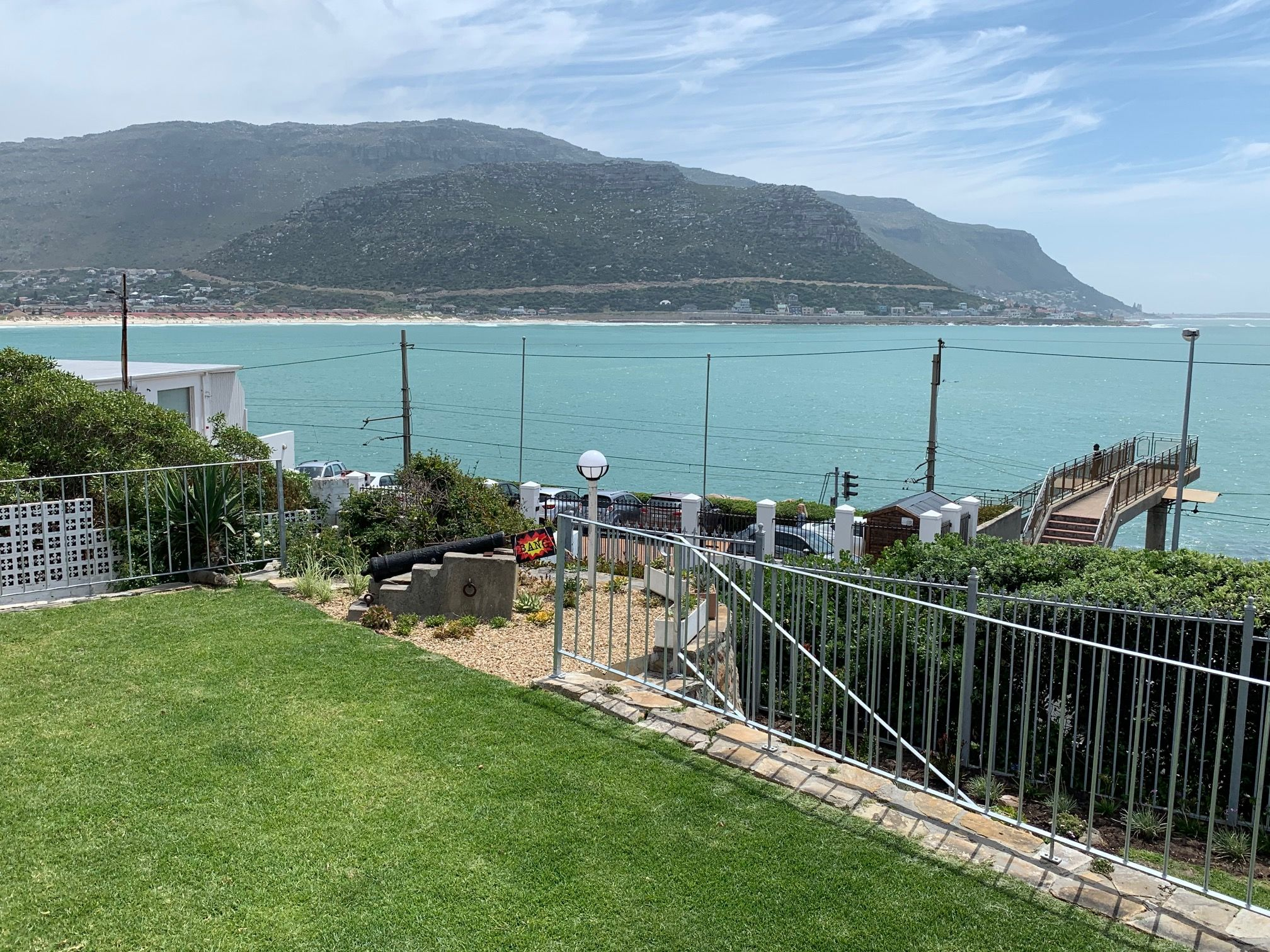 Kalk Bay from Front Steps
